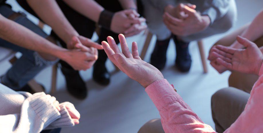 گروه درمانی در کلینیک ترک اعتیاد پیام تندرستی