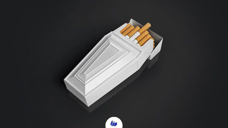 عوارض ترک سیگار ناگهانی