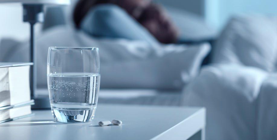 درمان اختلالات خواب