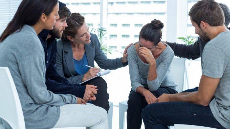 گروه درمانی ترک اعتیاد چیست؟