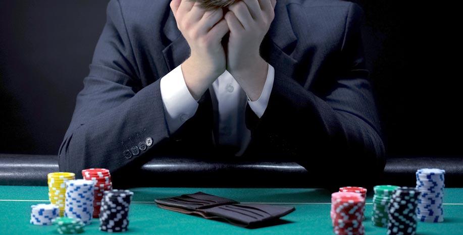 ترک اعتیاد قمار