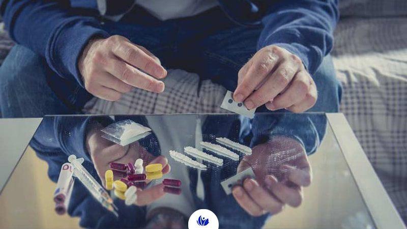 مرحله سم زدایی و پاکسازی خون از کوکائین