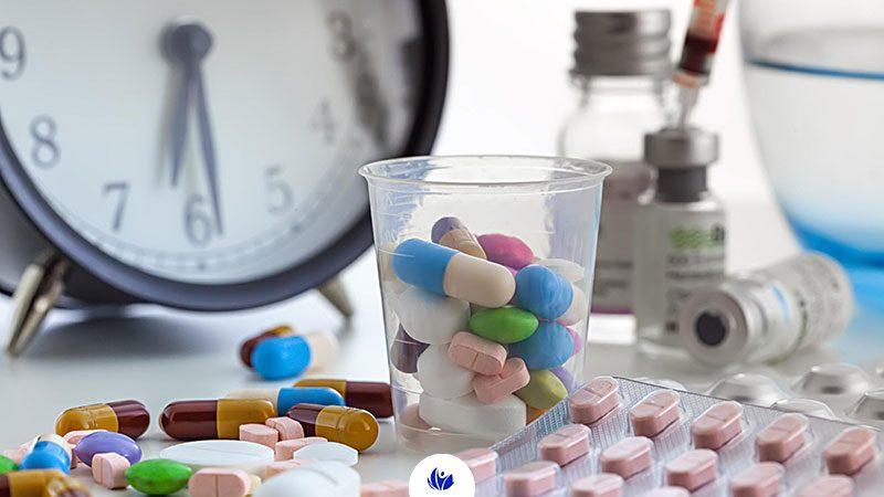 مهم ترین ویتامین های برای ترک اعتیاد