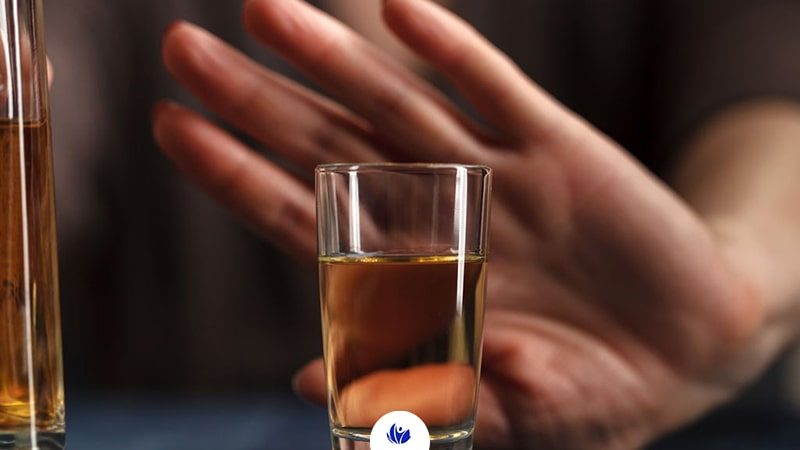 تمایل به مصرف پس از دوره ترک الکل
