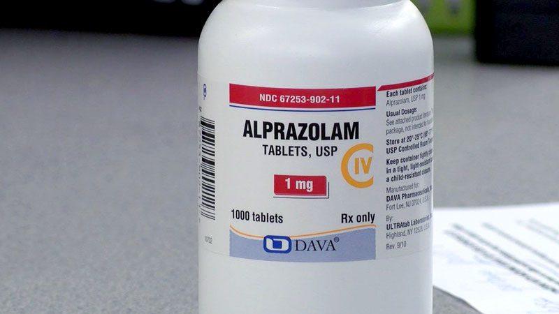 قرص آلپرازولام چیست