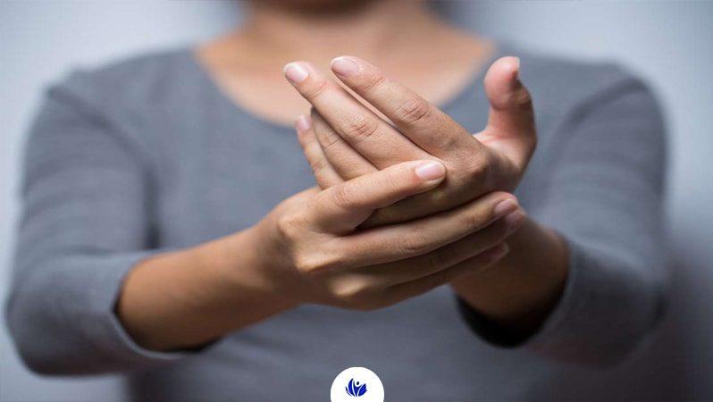 ماساژ عضلانی تسکین درد جسمانی بعد از ترک اعتیاد