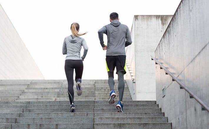ترک اعتیاد با ورزش
